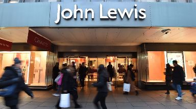 The John Lewis Partnership saw pre-tax half yearly profits fall by 53.3%.