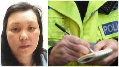 Missing: Mei Ying Weng was last seen in July.
