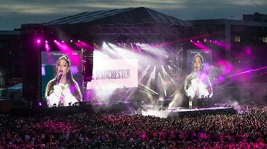Theresa May will hail Ariana Grande's One Love Manchester benefit concert as a show of public defiance.