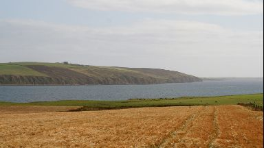Scapa Flow: Popular spot for divers (file pic).