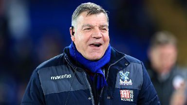 Available: Sam Allardyce is currently out of work.