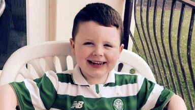 Lennon Toland: Knocked down by van.