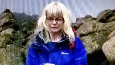 Police: Wilma Carlin was last seen on Tuesday morning in Aberfeldy.