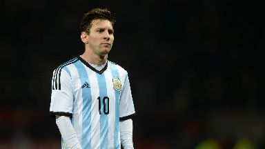 Lionel Messi will be heading for Russia next summer.