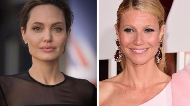 Angeline Jolie and Gwyneth Paltrow have also accused Weinstein of sexual harassment.