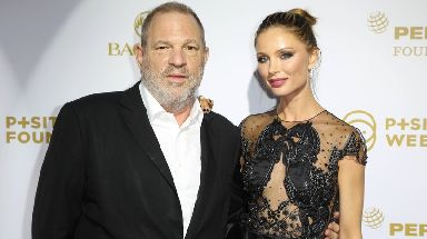Georgina Chapman is leaving her husband after 10 years of marriage.