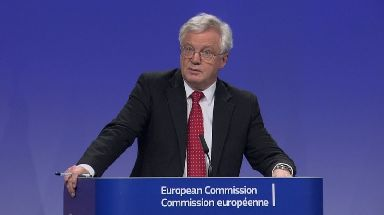 David Davis said 'significant progress' has been made since June.