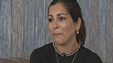 Asma el Morabit: Healthy cooking ambassador in Amsterdam.