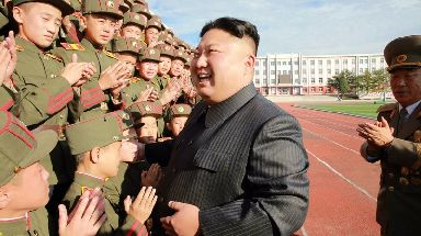 Kim Jong-un's regime has been criticised by many.