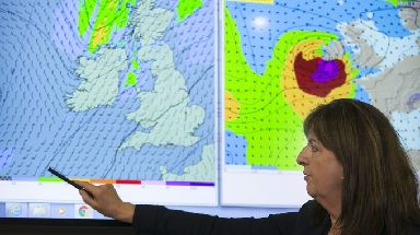 Irish forecasters have held a meeting of the National Emergency Coordination group in Dublin.
