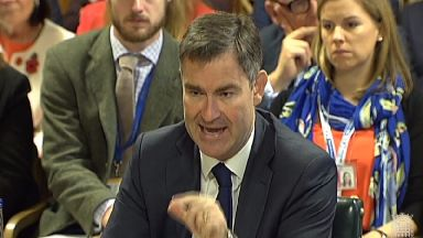 Work and Pensions Secretary David Gauke.