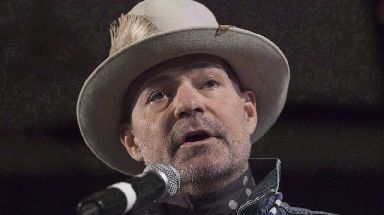 Gord Downie died aged 53 after a battle with brain cancer.