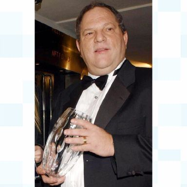 Harvey Weinstein was awarded the BFI's Fellowship honour in 2002