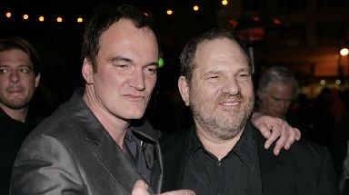 Quentin Tarantino has worked closely with Weinstein for years.