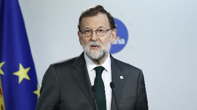 Rajoy: PM seeks 'normalcy'.