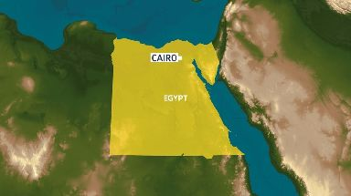 The raid happened 83 miles outside of Cairo.