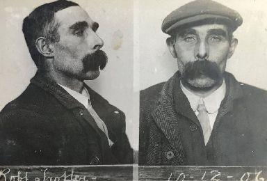 Robert Trotter.