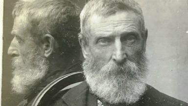 William Paterson, also known as John McDonald.