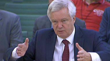 David Davis is confident that a Brexit deal will be struck 'in good time'.