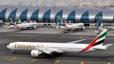 Emirates is one of the airlines implementing the new measures.