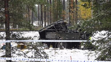 Crash: The victims are said to be soldiers