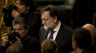 Spain's Prime Minister Mariano Rajoy wants to begin direct rule in Catalonia.
