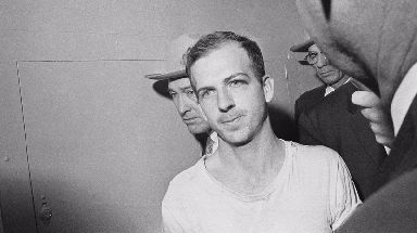 Lee Harvey Oswald was charged with killing Kennedy.