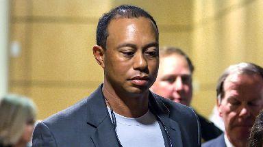 Tiger Woods was found passed out in his car with prescription drugs in his system.
