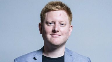 Jared O'Mara has had the whip suspended while Labour carries out an investigation.