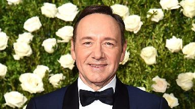 Apologised: Anthony Rapp alleged that Spacey sexually harassed him when he was just 14-years-old