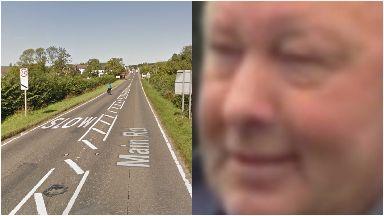 David Lohoar: Pronounced dead after crash.