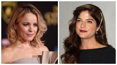 Rachel McAdams and Selma Blair have accused director James Toback of harassment.