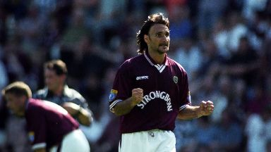 Stefano Salvatori: He joined Hearts in 1996.