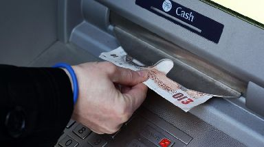 Demand for cash is expected to fall as people use contactless more.