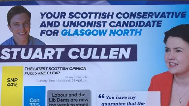 Candidate: Stuart Cullen failed to win a seat in the election.