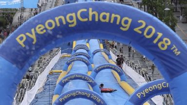 The 2018 Winter Games will take place in PyeongChang.