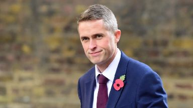 Gavin Williamson: Replaces Sir Michael Fallon.