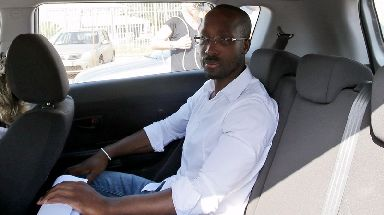 Rudy Hermann Guede was sentenced to 30 years in jail for Meredith's murder.