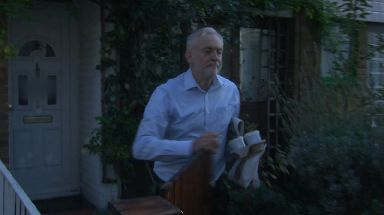 Jeremy Corbyn declined to comment on Friday.