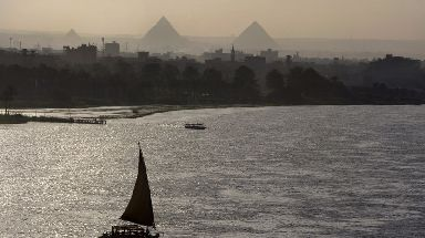 Laura Plummer was reportedly detained after she flew into Egypt.