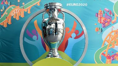 Euro 2020: Four matches will be played in Glasgow.