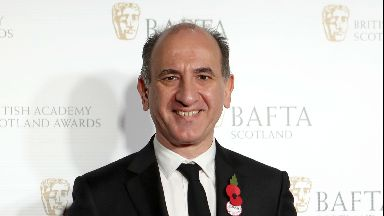 Armando Iannucci: Outstanding contribution to film and TV.
