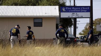 The FBI is investigating the worst ever mass shooting in Texas history.