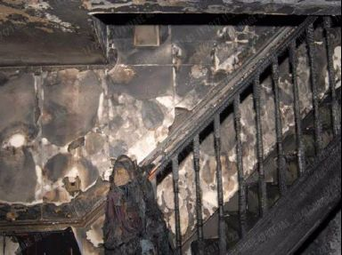 Police have launched a murder inquiry following the fire.