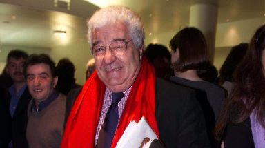 The chef was known for his Italian restaurant chain Carluccio's