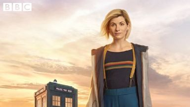 New look: Jodie Whittaker as the 13th Time Lord.