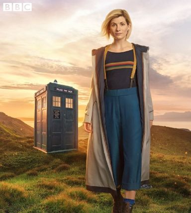 Whittaker replaces Peter Capaldi in the role.