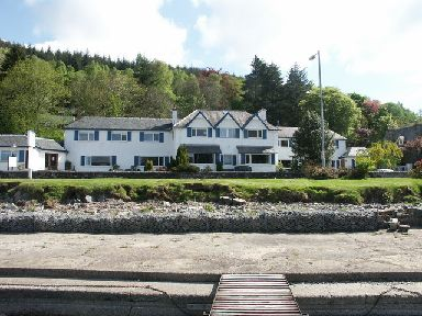 Loch: The Four Seasons offers amazing loch-side views.