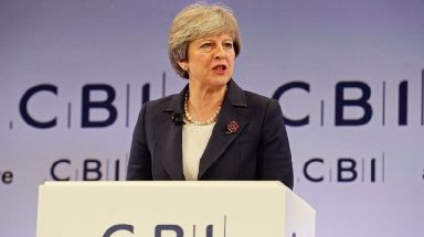 Theresa May has told rebel Tory MPs Brexit will not be derailed.