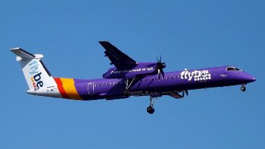 Flybe: A Mayday was declared.